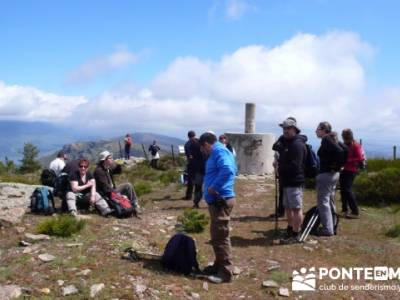 Ruta de Senderismo - Altos del Hontanar; pueblos de la sierra norte de madrid